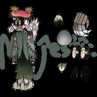 (1/2) Mushroom custom skelly