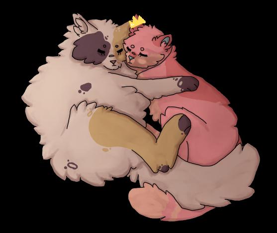 how do i art - Page 5 Cuddling_gays_by_tiber5z-d8xbivw
