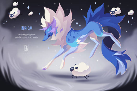 [CLOSED] Adopt auction - INDIGO