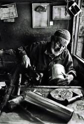 Last Craftsman by soneryaman