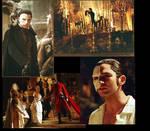 Phantom of the Opera Colage