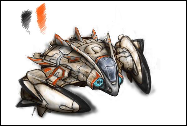 spaceship by NationalGeo