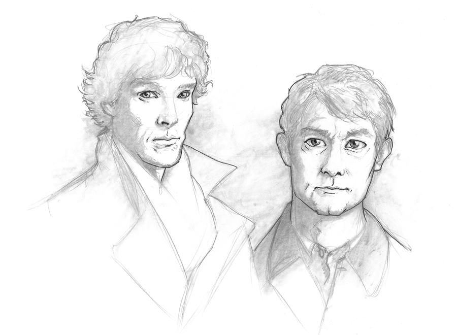 Sherlock by NationalGeo