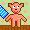 Teddy Bear by EpicButterfly