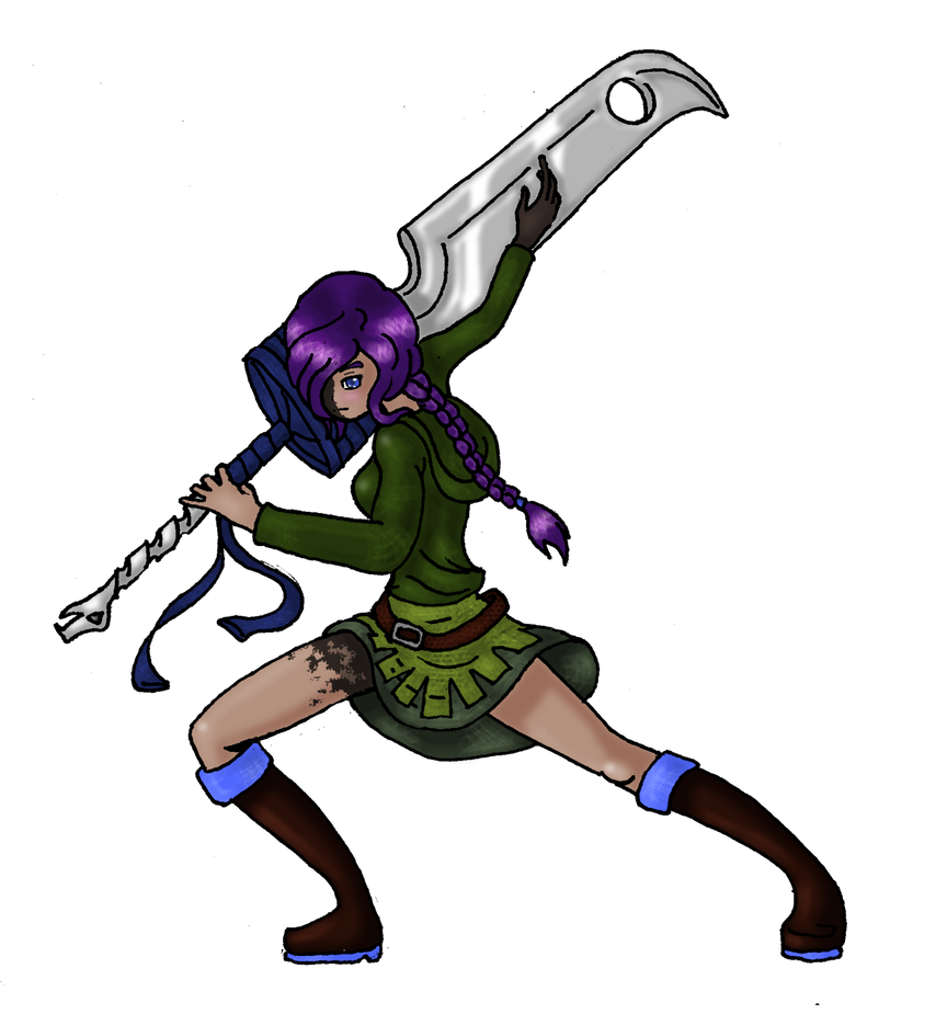 Still want to fight? by Autumn--Fyre