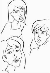 Expressions (Old Art)