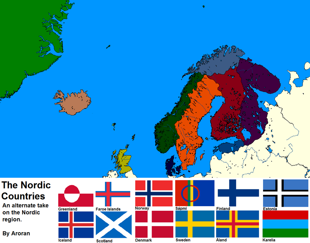 Tour Of Nordic Countries