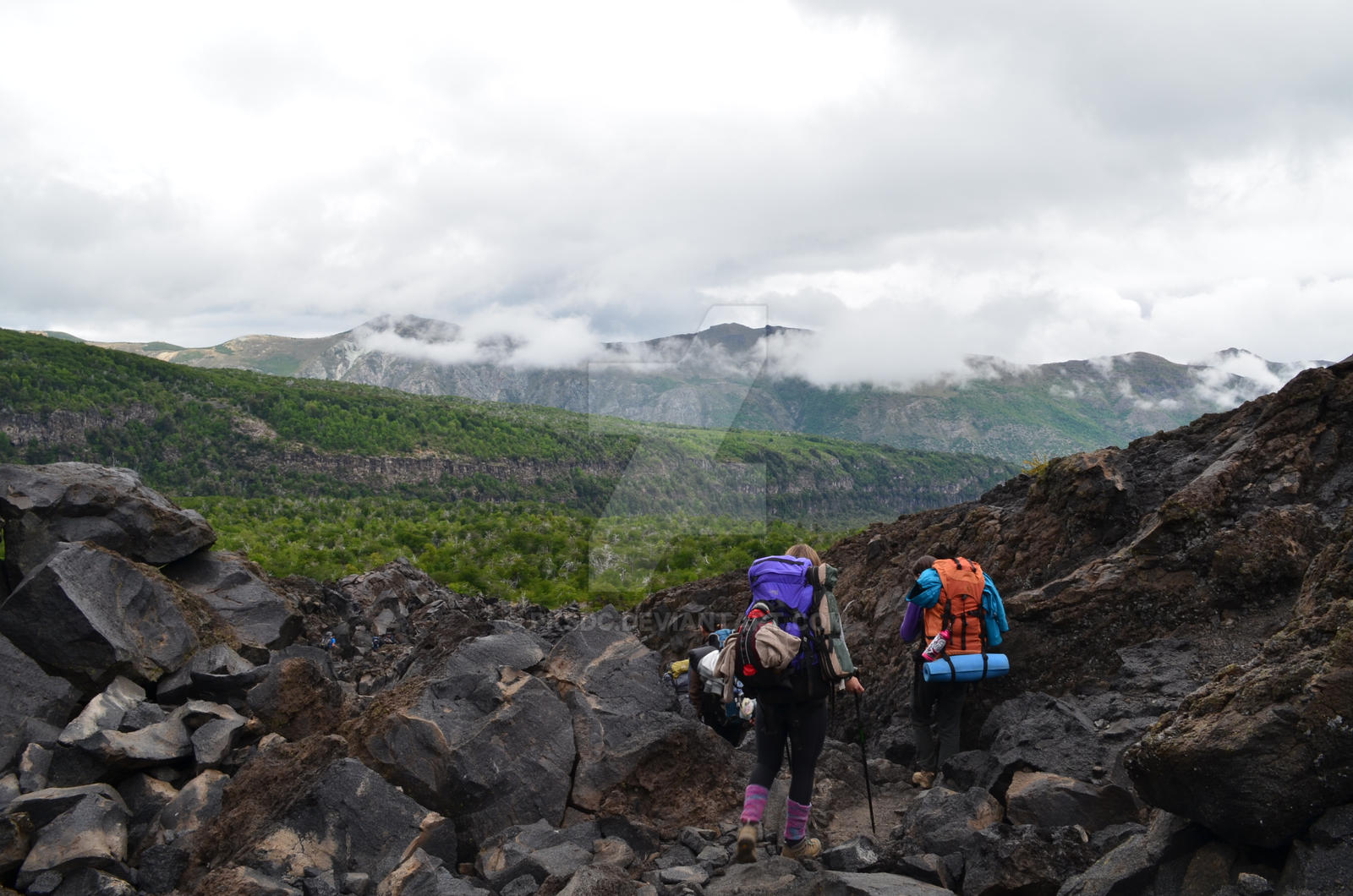 Piedra volcanica by pksdc on deviantart for Piedra volcanica