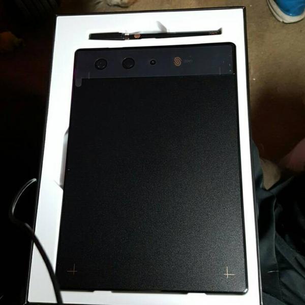 Iskn tablet by DRAGONPULSE