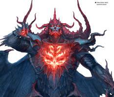 Monster_BOSS_002 by Lorenzo-Lee