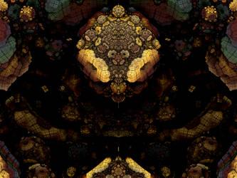 MadMan Koch-Snowflake mod-03a by morphapoph