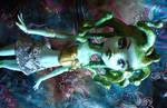 OOAK Custom Monster High Medusa