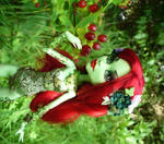 Custom Monster High Poison Ivy