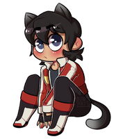 [Voltron] Keef by Mars-Arts