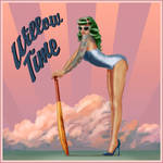 Willow Time Pin-up