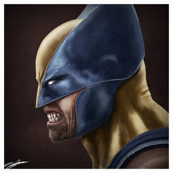 Wolverine by AndyFairhurst