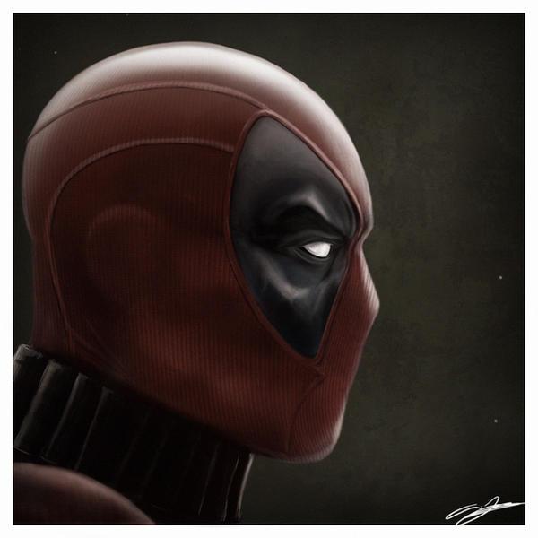 Deadpool by AndyFairhurst