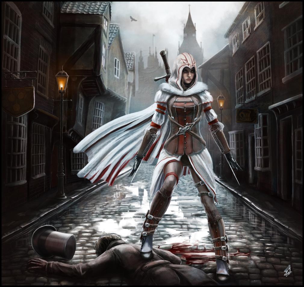 Victorian Assassin by AndyFairhurst