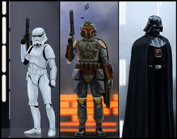Star Wars by AndyFairhurst