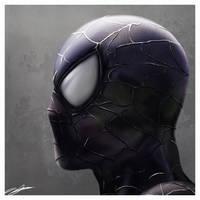 Spider-Man : Symbiote by AndyFairhurst