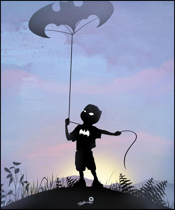 Bat Kid by AndyFairhurst