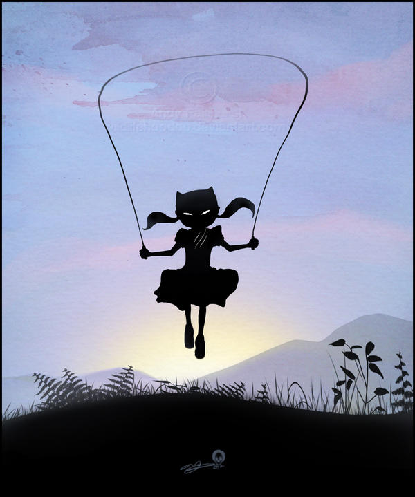 Cat Kid by AndyFairhurst