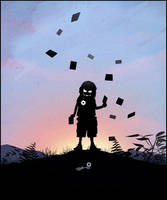 Joker Kid by AndyFairhurst