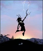 Loki Kid by AndyFairhurst