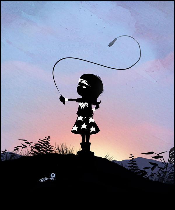 Wonder Kid by AndyFairhurst