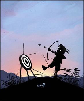 Hawkeye Kid