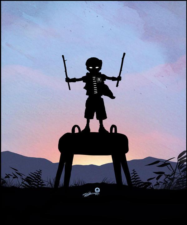 Robin Kid by AndyFairhurst