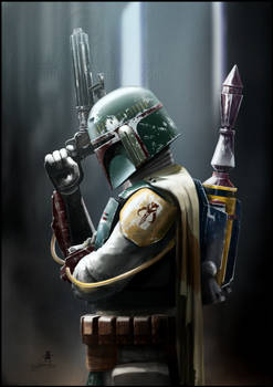 Boba Fett : Bounty Hunter