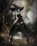 Witch Of Pendle by AndyFairhurst