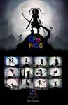 Geek Kids Calendar by AndyFairhurst
