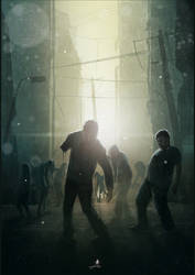 Zombies by AndyFairhurst