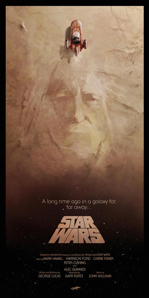 Tatooine by AndyFairhurst