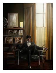 Sherlock by AndyFairhurst