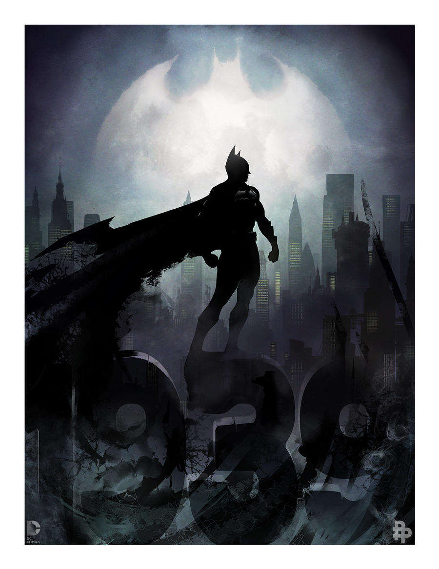 Batman '39 by AndyFairhurst