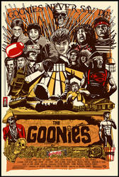 The Goonies by AndyFairhurst