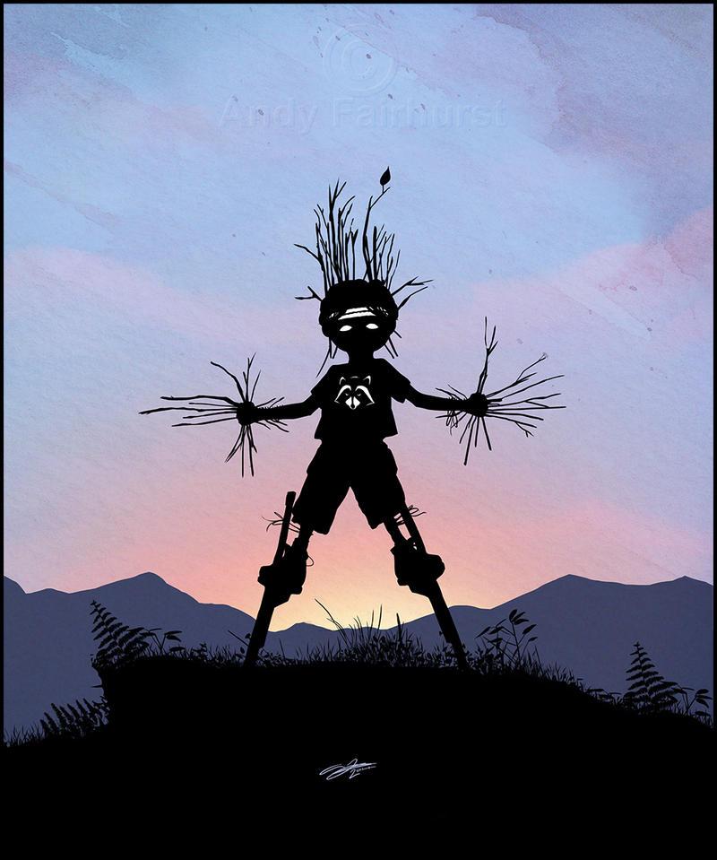 Groot Kid by AndyFairhurst
