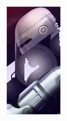 Robocop by AndyFairhurst