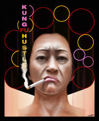 The Landlady by AndyFairhurst