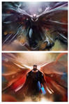 Batman and Superman by AndyFairhurst