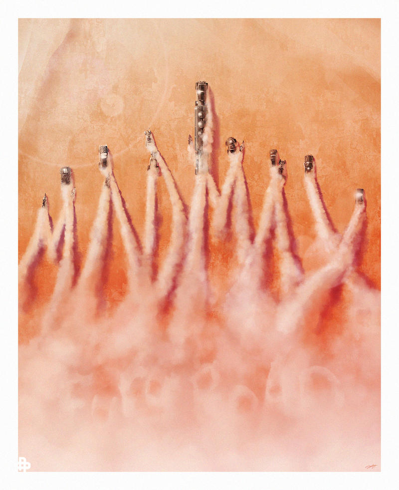 Mad Max: Fury Road by AndyFairhurst
