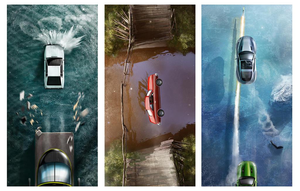 Bond by AndyFairhurst