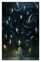Alien Mass by AndyFairhurst