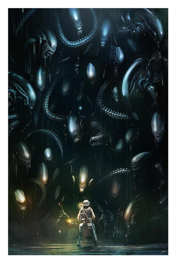 Alien Mass