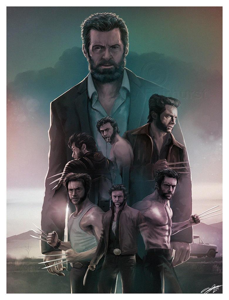 Logan Evolution by AndyFairhurst