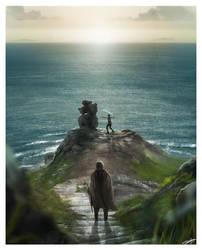 The Last Jedi by AndyFairhurst