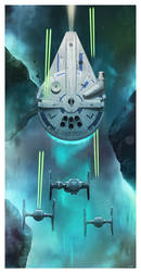 Solo Escape by AndyFairhurst
